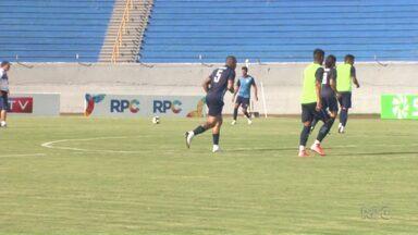 Diretoria recua e alivia punição para jogadores do Londrina - Atletas terão novas metas a serem cumpridas.