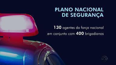 Plano Nacional de Segurança começa em 15 de fevereiro em Porto Alegre - Recursos para melhorias no sistema penitenciário estão incluídos.