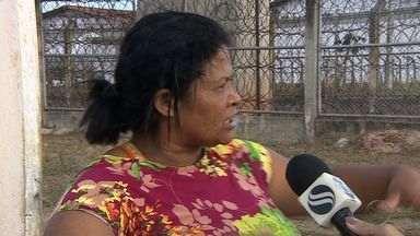 Detentos se rebelam em presídio de Sergipe - Detentos se rebelam em presídio de Sergipe.