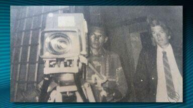 Morreu nesta sexta-feira, aos 72 anos, primeiro câmera da TV Sergipe - Morreu nesta sexta-feira, aos 72 anos, primeiro câmera da TV Sergipe.