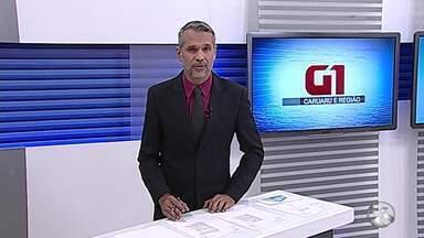Compesa começa testes na adutora do Pirangi, em Catende, na Mata Sul - Água do Rio deve chegar a Barragem do Prata, em Bonito, até domingo (12).