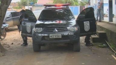 Polícia busca mais de 20 suspeitos de usaem armas ilegais em Ouro Preto do Oeste - Grupo intimidava assentados na Zona Rural de Nova União.