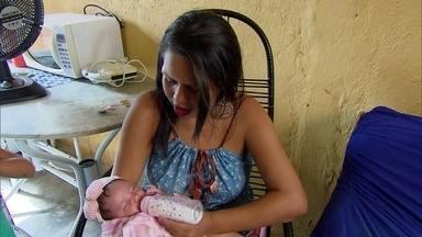 Coração de grávida para de bater pouco antes de dar à luz - O Fantástico mostra a história impressionante de um parto de altíssimo risco em Jaboatão dos Guararapes, na região metropolitana do Recife.