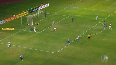 Jacobina enfrenta o Bahia de Feira pelo Campeonato Baiano - Confira as notícias do time do interior baiano.