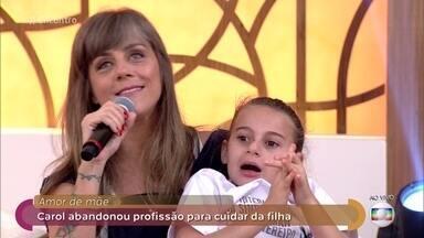 Marcelo D2 tem uma sobrinha com síndrome de Angelman - Fátima conversa com pessoas da família de Liora sobre o relacionamento com a criança. Dr. Fernando Gomes Pinto explica as diferenças da síndrome para o transtorno do espectro autista