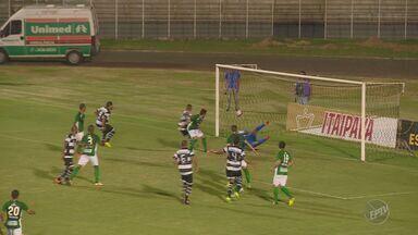 XV de Piracicaba vence o Guarani por 2 a 0 pela série A2 do Paulistão - Os times voltam a campo ainda essa semana. O XV de Piracicaba enfrenta o Barretos no sábado (18). O Guarani jogará contra o União Barbarense na sexta-feira (17).