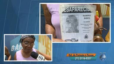 Reencontros e buscas por parentes: veja o quadro 'Desaparecidos' desta quarta-feira (15) - Quem tiver informações deve ligar para a Polícia Civil no telefone (71) 3116-0357.