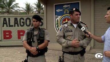 Polícia realiza ocupação contra o tráfico de drogas no Conjunto Virgem dos Pobres - Ação da Polícia Militar acorreu após um confronto entre criminosos.