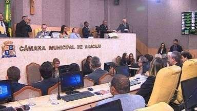 Câmara de Vereadores de Aracaju inicia os trabalhos nesta quarta-feira - Câmara de Vereadores de Aracaju inicia os trabalhos nesta quarta-feira.