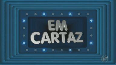 'Em Cartaz': fim de semana tem blocos de carnaval e apresentações musicais na região - Confira a programação cultural completa para o fim de semana.