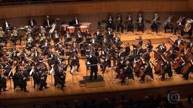 Décima temporada de apresentações da Orquestra Filarmônica de Minas Gerais é aberta em BH - No repertório, o poema sinfônico número 7, de Franz Lisst.