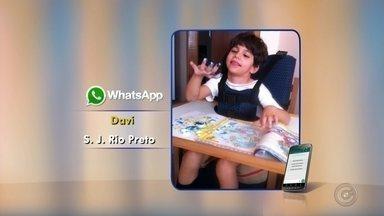 TV TEM mostra fotos e vídeos da volta às aulas de alunos em Rio Preto e região - Confira as fotos e vídeos da volta às aulas de alunos em Rio Preto e região.