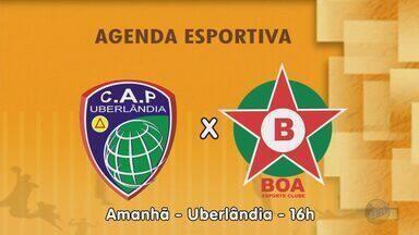 Confira a agenda esportiva do fim de semana no Sul de Minas - Confira a agenda esportiva do fim de semana no Sul de Minas