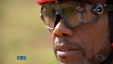 Atleta do ES fala sobre o mountain bike - Papo de atleta é com Pierre.