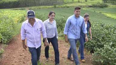 Novas gerações inovam o agronegócio com conhecimento e tecnologia - Hoje o agronegócio responde por 22% de todas as riquezas produzidas no Brasil