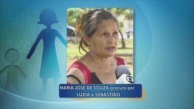 Mulher procura por amigos que não vê há anos - Maria José procura por Luzia e Sebastião.