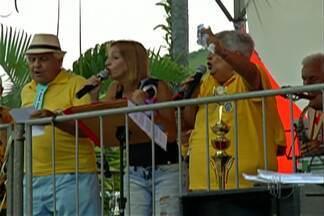 Concurso de marchinha antecipa carnaval em Guararema. - Concurso reuniu compositores da região.