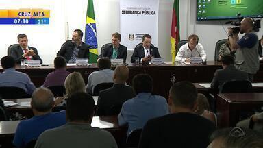Início das operações para combater criminalidade aguarda por definição do Governo Federal - Assista ao vídeo.