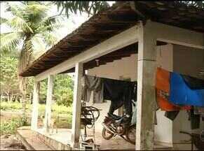 Polícia investiga duas mortes registradas em chácara de Araguaína - Polícia investiga duas mortes registradas em chácara de Araguaína