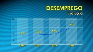 Sergipe é o quarto Estado do país com maior taxa de desemprego - Dado foi divulgado pelo IBGE.