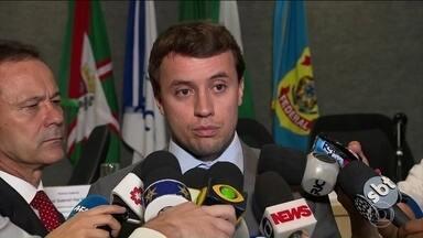 Polícia Federal realiza operação Blackout, a 38ª fase da Lava Jato - O foco desta vez são dois lobistas que teriam repassado propina da Petrobras para o PMDB.