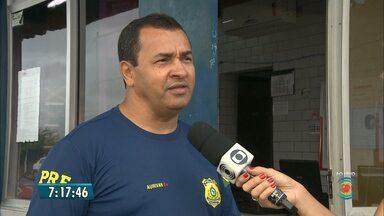 """PRF começa hoje """"Operação Carnaval"""" - Operação segue até a quarta-feira de cinzas."""