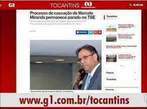 Confira os destaques do G1 Tocantins nesta sexta-feira (24) - Confira os destaques do G1 Tocantins nesta sexta-feira (24)