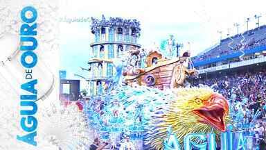 Águia de Ouro - Grupo Especial (SP) - Íntegra do desfile de 24/02/2017 - A agremiação da Pompéia encerra o primeiro dia de desfile levando ao Anhembi o enredo 'Amor com amor se paga. Uma história animal'