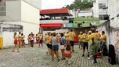 Nova Friburgo, RJ, recebe programação de Carnaval - Assista a seguir.