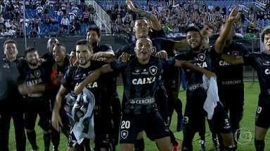 Botafogo e Atlético-PR se garantem na fase de grupos da Libertadores - Brasil tem recorde na fase de grupos da Libertadores com oito times