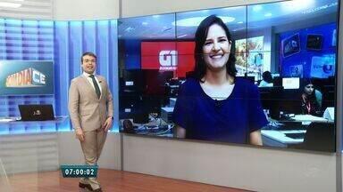 Volta do carnaval e chuvas de fevereiro são destaque no G1 Ceará - Saiba mais em g1.com.br/ce.