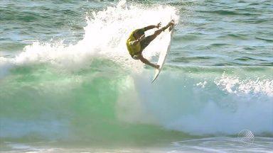 Atletas baianos se destacam na divisão de acesso do surfe mundial - Confira as notícias do surfe.