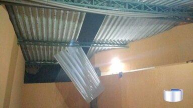 Temporal atinge diferentes regiões de São José dos Campos - Hospital da Vila Industrial ficou sem luz por 40 minutos.