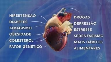 Veja alerta sobre os riscos de doenças cardíacas - Infartos também atingem pessoas jovens.