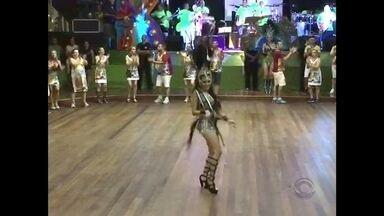 VC no G1: confira a última participação dos foliões da Região Central, RS - Telespectadores mandam vídeos com as suas festas de carnaval.
