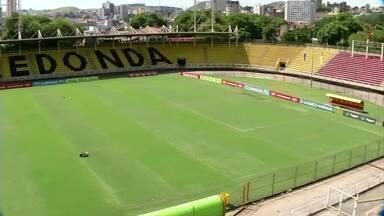 Estádio Raulino de Oliveira se prepara para receber clássico entre Flamengo e Vasco - Semifinal da Taça Guanabara será no sábado (25), às 17h.