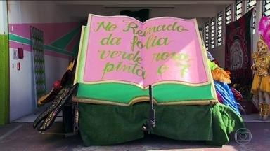 Justiça proíbe desfile das escolas de samba em Barueri por falta de segurança - As agremiações precisaram pedir autorização para sair em outras cidades.