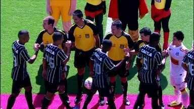 Molecada em campo! Corinthians e Santos apostam nas categorias de base em 2017 - Molecada em campo! Corinthians e Santos apostam nas categorias de base em 2017