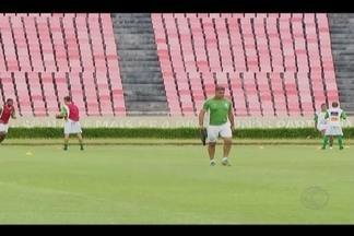Uberlândia defende permanência no G4 do Mineiro contra o América - Jogo será neste domingo no Estádio Inconfidência em Belo Horizonte