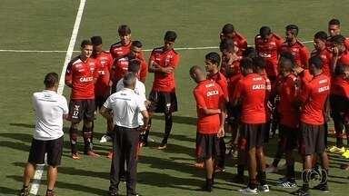 Atlético-GO terá Jorginho no duelo contra o Itumbiara - Camisa 10 está de volta, para satisfação do técnico Marcelo Cabo