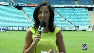 Globo Esporte RS - Bloco 1 - 04/03 - Assista ao vídeo.