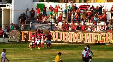 Os gols de Flamengo-PI 1 x 1 River-PI pela quinta rodada do Campeonato Piauiense - Os gols de Flamengo-PI 1 x 1 River-PI pela quinta rodada do Campeonato Piauiense