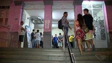 Vacinação acontece até as 20 h em Cachoeiro de Itapemirim, ES - Cidade teve o primeiro caso confirmado da doença.