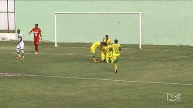 São José vence Sampaio e entra na zona de classificação do Grupo A - São José vence Sampaio e entra na zona de classificação do Grupo A