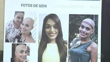 Jovem que teve câncer descobre que fotos dela são usadas de forma indevida na web - Bacharel de direito luta para retirar imagens da internet.