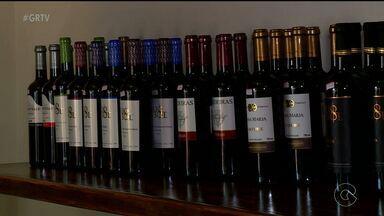Procura por vinhos para a semana santa ainda é pequena em Petrolina - Mesmo assim, os lojistas estão com boas expectativas