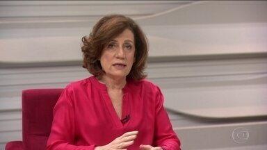 Miriam Leitão comenta PIB de 2016 que será divulgado pelo IBGE - O IBGE vai divulgar o resultado do PIB do ano passado. É tudo o que a economia produziu em bens e serviços. Lembrando que, em 2015, a economia encolheu 3,8%. E o PIB de 2016 vai confirmar o segundo ano no vermelho.