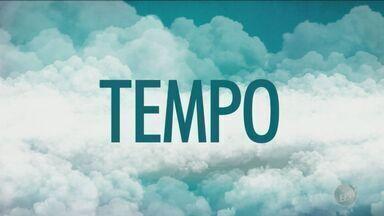 Campinas tem calor e chuva rápida durante a tarde desta terça-feira - Previsão é de que a máxima na cidade seja de 29ºC.
