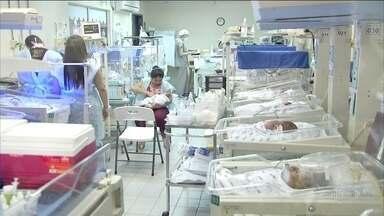 Gestantes sofrem para conseguir atendimento em maternidades do país - Faltam leitos, médicos e medicamentos para as gestantes em várias maternidades.