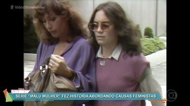 'Malu Mulher' fez história abordando causas feministas - Série, que estreou em 1976, discutia a desigualdade entre gêneros e estimulava o debate sobre o assunto